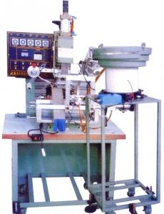 Full-Automatic Pneumatic Round Gilding Machine